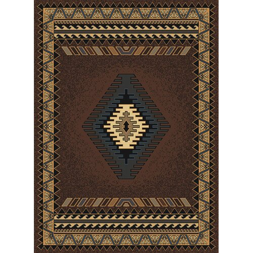Manhattan Tucson Brown Rug