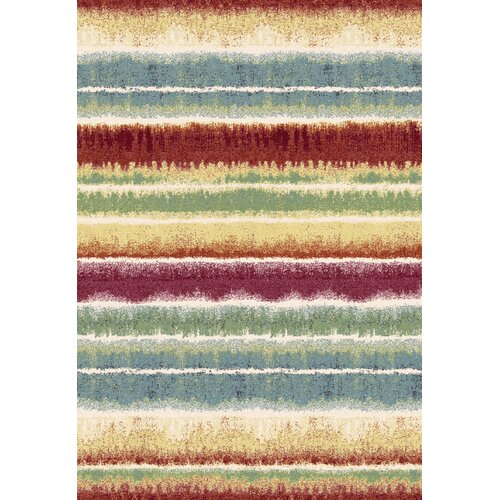 Infinity Multi Striped Rug