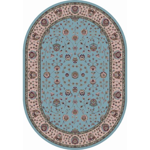 Dynamic Rugs Radiance Blue Rug