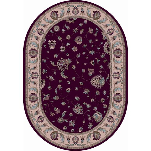 Dynamic Rugs Radiance Red Persian Rug