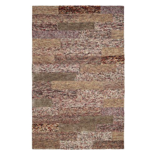 Dynamic Rugs Allure Wine Rug