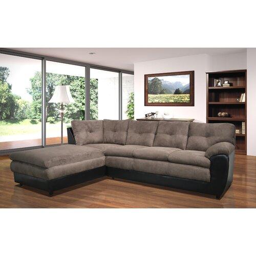 Piedmont Furniture Zoey 2 Piece Sectional Reviews Wayfair