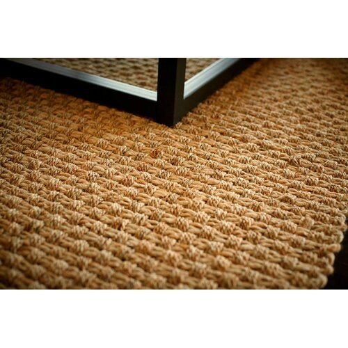 Anji Mountain Kilimanjaro Jute Rug Amp Reviews Wayfair