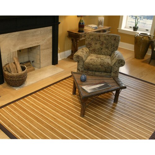 Anji Mountain Bamboo Rugs Premier Ladder Rug