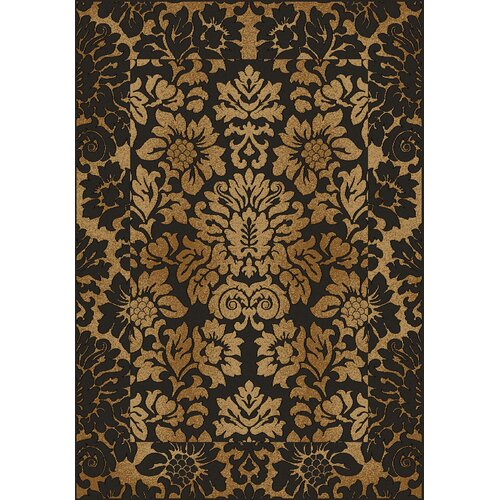 Radici USA Como Brown/Gold Rug