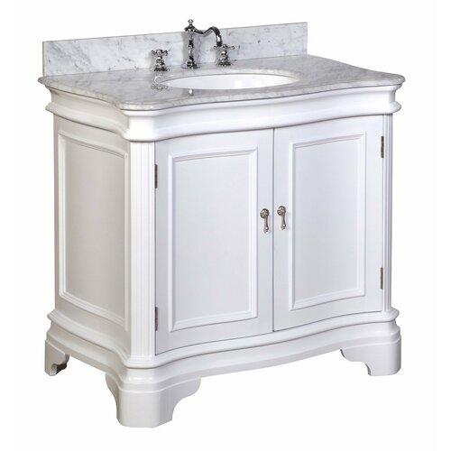 kbc katherine 36 quot single bathroom vanity set amp reviews