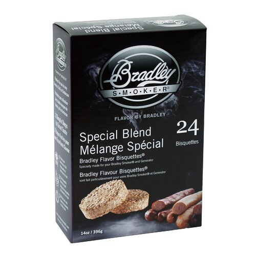 Bradley Smoker Special Blend Flavor Bisquettes