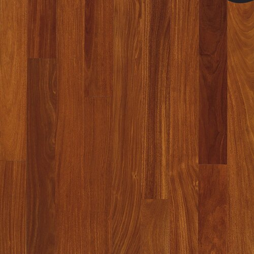 """Armstrong The Valenza Collection 3-1/2"""" Engineered Cabreuva Flooring in Natural"""
