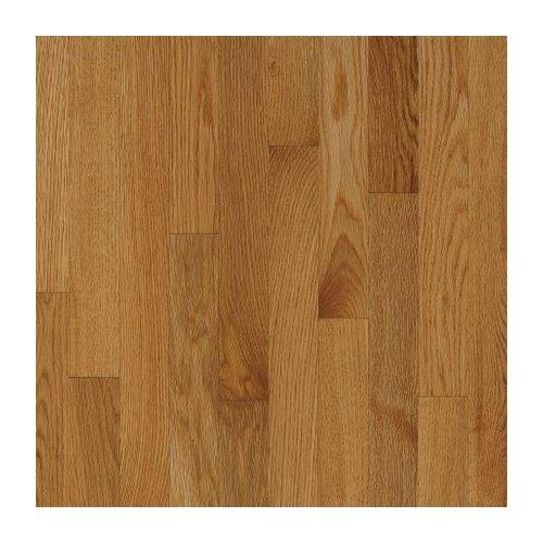 "Armstrong Kingsford Strip 2-1/4"" Solid White Oak Flooring in Sahara"