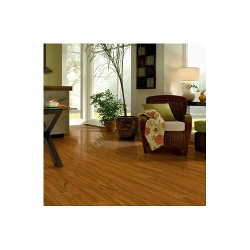 Armstrong Grand Illusions 12mm Laminate in Tigerwood