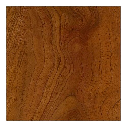 """Armstrong Luxe Exotic Fruitwood 4.5"""" x 48"""" Vinyl Plank in Persimmon"""
