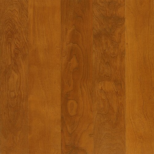 """Armstrong Performance Plus 5"""" Acrylic-Infused Engineered Birch Flooring in Copper Shine"""
