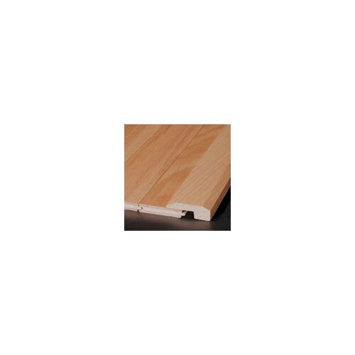 "Armstrong 0.63"" x 2"" Red Oak Threshold in Gunstock"