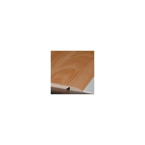 """Armstrong 0.75"""" x 2.25"""" Red Oak Reducer in Saddle"""