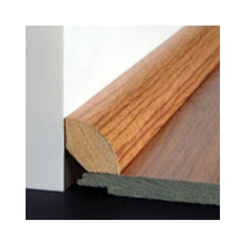 Bruce Flooring Laminate Quarter Round Bevel Trim in Acacia Sonora, Hickory