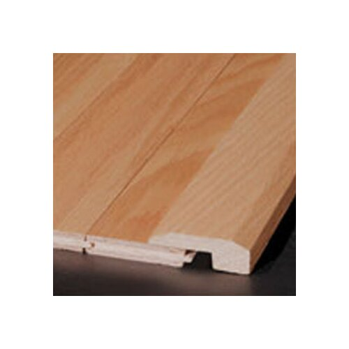 "Bruce Flooring 0.62"" x 2"" Red Oak Threshold in Ivory White"