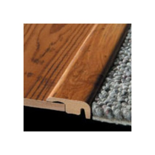 Laminate Baby Threshold in Noguera Walnut