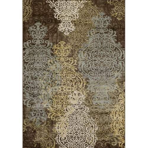 Vintage Brown Drayton Avenue Rug