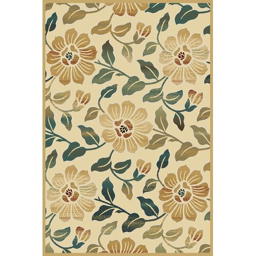 Central Oriental Paige Wheat Gwenyth Rug