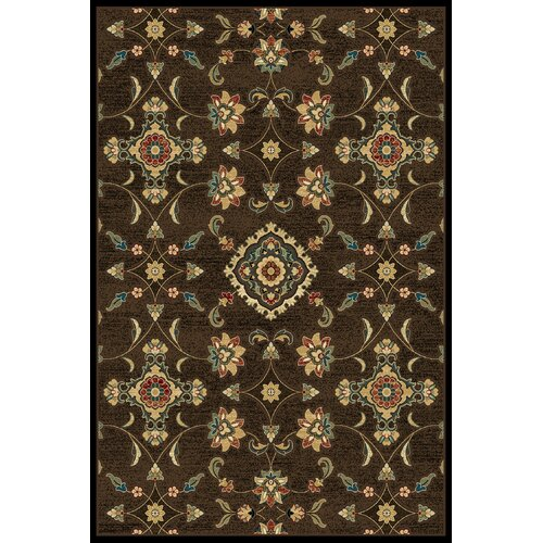 Central Oriental Paige Brown Anderton Rug