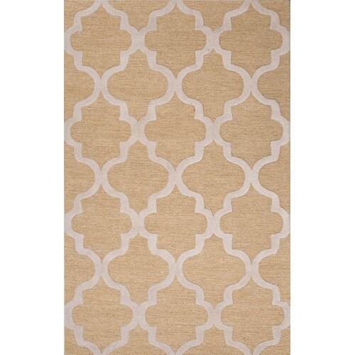City Marigold Geometric Rug