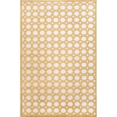 Fables Ivory/Yellow Rug