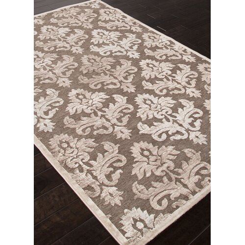 Jaipur Rugs Fables Taupe Amp Grey Floral Area Rug Amp Reviews