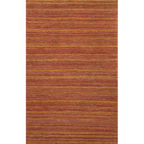 Jaipur Rugs Hula Red/Orange Stripe Rug