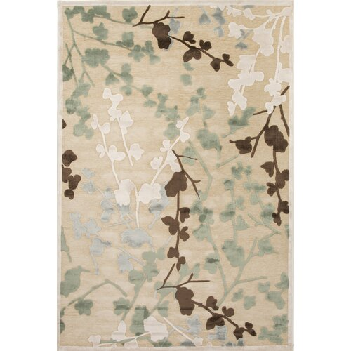 Fables Ivory/White Rug