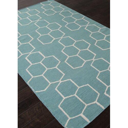 Jaipur Rugs Maroc Blue/Ivory Geometric Rug