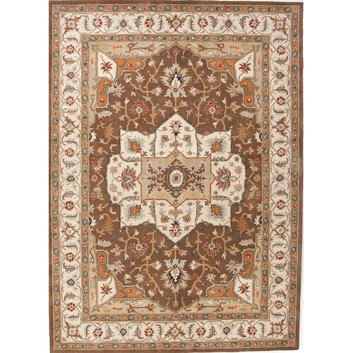 Poeme Brown/Ivory Rug