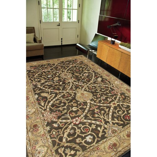 Jaipur Rugs Poeme Brown/Tan Arts and Craft Rug
