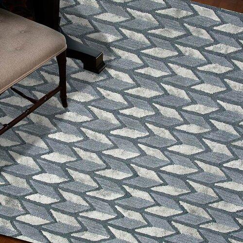 Jaipur Rugs Foundations By Chayse Dacoda Blue Geometric Rug
