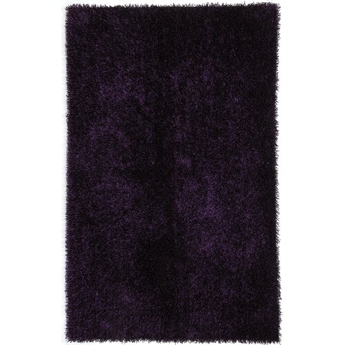 Jaipur Rugs Flux Tulip Purple Shag Rug