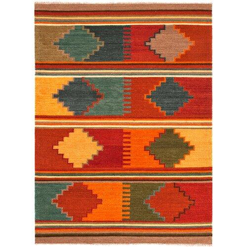 Jaipur Rugs Anatolia Red Oxide Tribal Rug