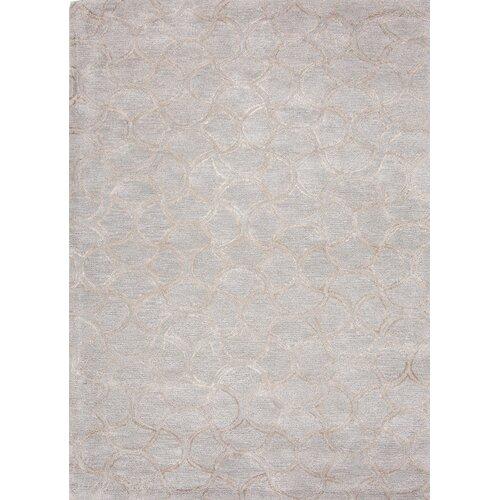 Jaipur Rugs Baroque Gray Abstract Rug