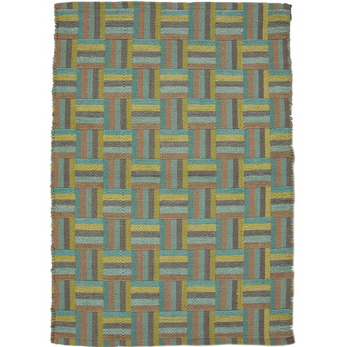 Cosmos Meadow Stripe Rug