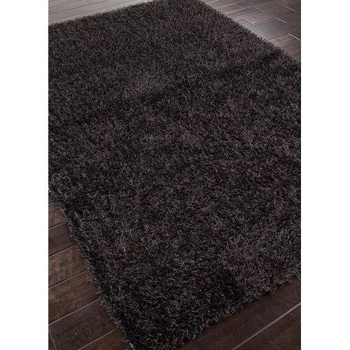 Jaipur Rugs Flux Black/Gray Solid Rug