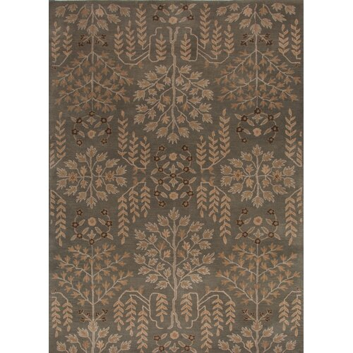 Jaipur Rugs Poeme Sea Green Arts/Crafts Rug