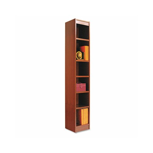 "Alera® Narrow Profile 72"" Bookcase"