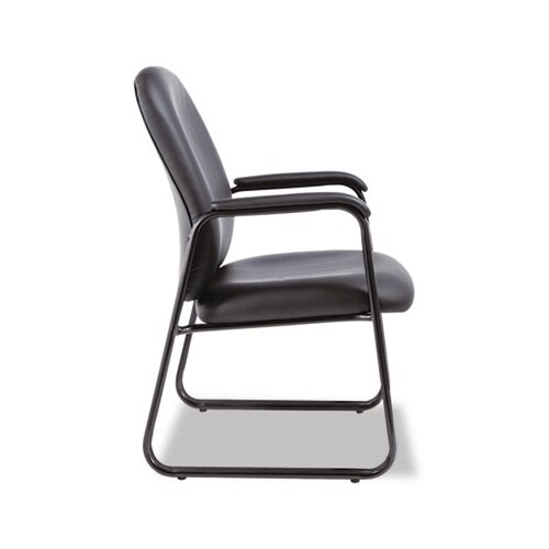 Alera® Genaro Series Mid-Back Leather Office Chair