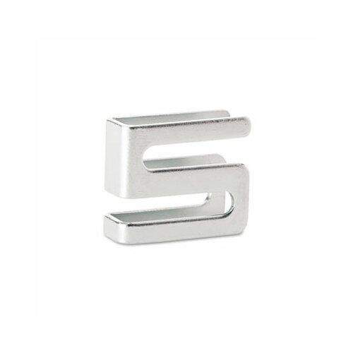 Alera® S Hooks, Silver