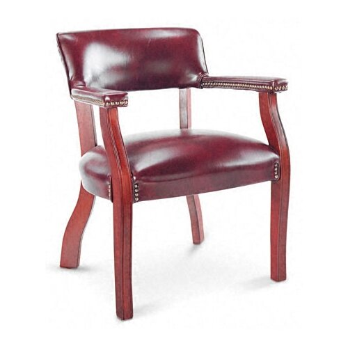 Alera® Guest Arm Chair with Casters