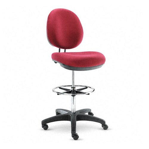 Alera® Interval Series Swivel Stool