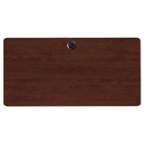 Alera® Valencia Series Rectangular Table Top in Mahogany