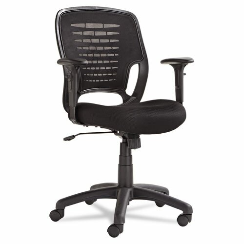 Alera® Eikon Series Mid-Back Mesh Swivel / Tilt Task Chair