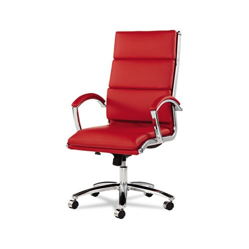 Alera® Neratoli High-Back Slim Profile Office Chair