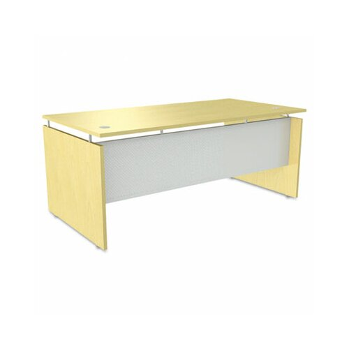 Alera® SedinaAG Series Straight Front Executive Desk Shell