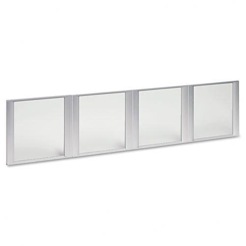 Alera® Glass Hutch Door (Set of 4)