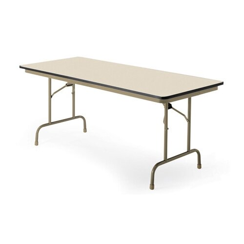 KI Furniture Premier Rectangular Folding Table